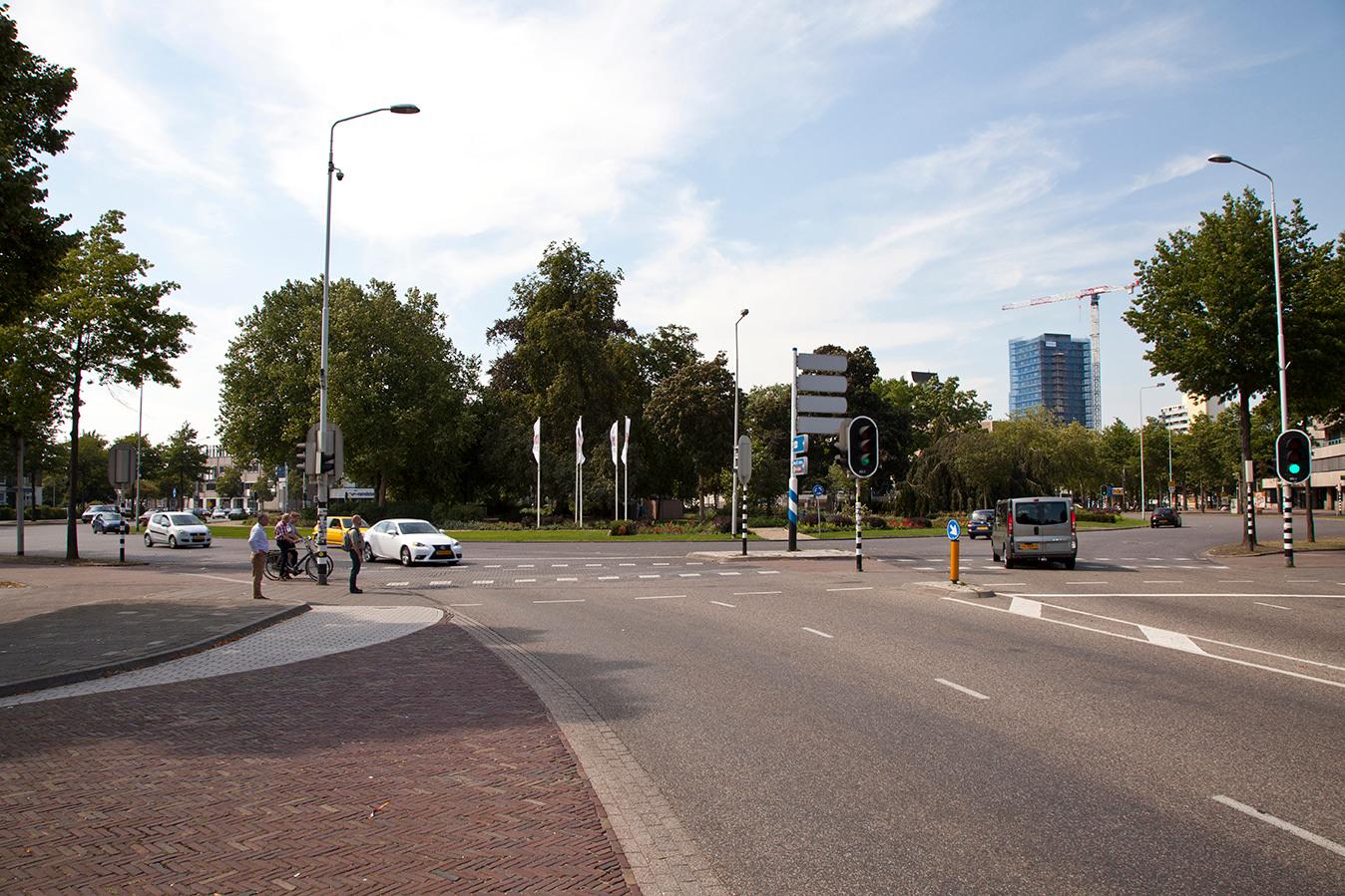 rijles in Nijmegen, rijles Keizer Karelplein